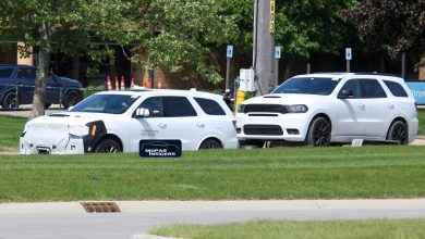 Photo of CAUGHT: 2021 Dodge Durango SRT HELLCAT Towing Another Durango:
