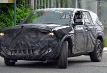 Photo of CAUGHT: 2022 Jeep® Grand Cherokee (WL) On Italian Roads: