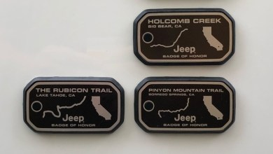Photo of Jeep® Brand Expands Badge of Honor Program With Updated Mobile App: