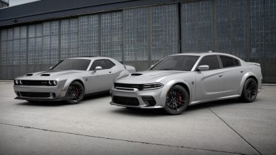 "Photo of It's A ""Smoke Show"", As Dodge Introduces A New Color For Charger & Challenger:"