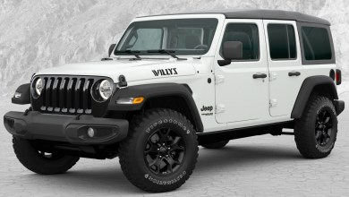 Photo of Jeep® Wrangler Willys Will Return For 2021 Model Year:
