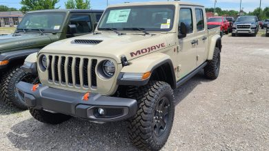 Photo of 2020 Jeep® Gladiator Mojave Showing Up On Dealer Lots: