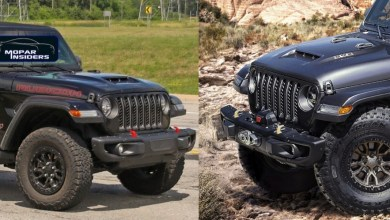 Photo of Jeep® Wrangler Rubicon 392: Concept VS Reality: