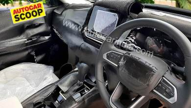 Photo of CAUGHT: AutoCar India Catches The 2022 Jeep® Compass Interior: