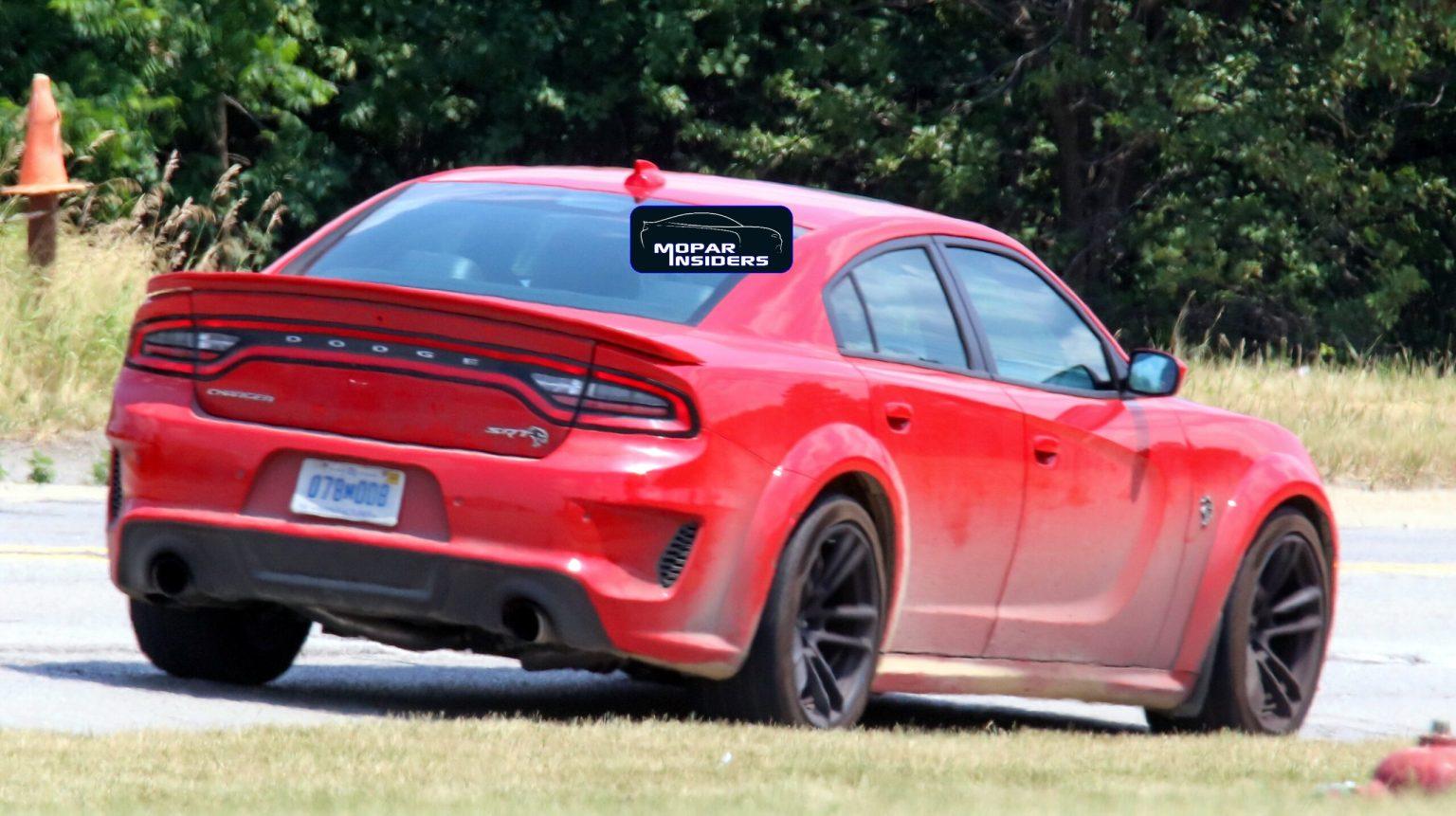 dodge srt incentives 2021 Dodge Charger SRT Hellcat & Hellcat Redeye Models Hit