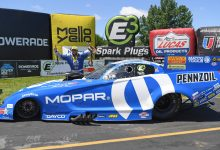 Photo of Hagan Wins BIG At Return Of NHRA Racing At Indy!