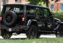 Photo of CAUGHT: Euro-Spec 2021 Jeep® Wrangler Unlimited Sahara 4xe: