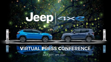 Photo of Jeep® Announces Renegade and Compass 4xe Official Unveiling: