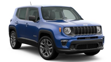 Photo of 2020 Jeep® Renegade Jeepster Starting To Hit Dealer Lots:
