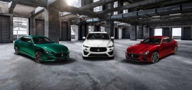 2021 Maserati Quattroporte Trofeo. (Maserati).