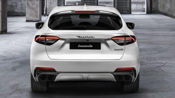 2021 Maserati Levante Trofeo. (Maserati).