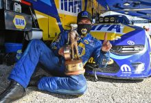 Photo of Ron Capps Collects His First-Ever Indy Win At Dodge NHRA Indy Nationals: