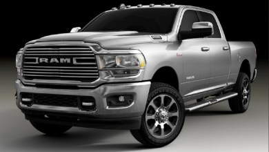 Photo of Ram Heavy Duty Big Horn/Lone Star Silver Is A Chrome Lover's Delight: