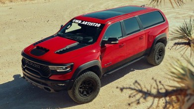 Photo of Ram TRX Would Make An Awesome Off-Road Performance SUV:
