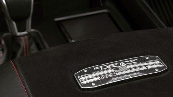 2021 Ram 1500 TRX Center Console Plate. (Ram).