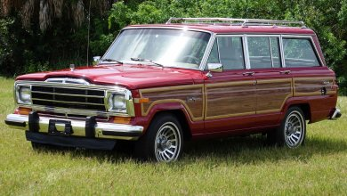 Photo of You Could Own This Hellcat-Powered 1989 Jeep® Grand Wagoneer: