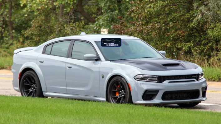 2021 dodge charger srt hellcat redeye widebody takes to