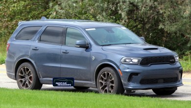 Photo of 2021 Dodge Durango SRT Hellcat Looks Good On The Street:
