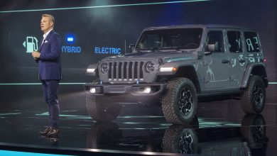Photo of Jeep® Introduces Its Most Capable Wrangler Ever, The Electrified 4xe Lineup: