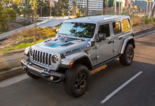 Photo of 2021 Jeep® Wrangler Unlimited 4xe Named Green SUV of the Year™: