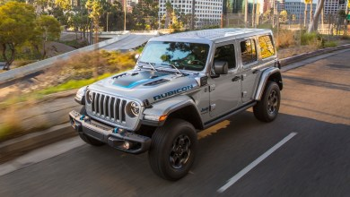 Photo of Jeep® Launches New Campaign For Wrangler 4xe: