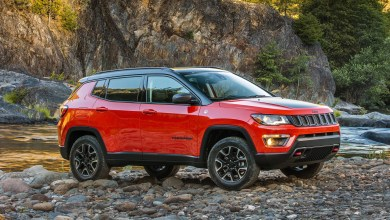 Photo of The 2021 Jeep® Compass Returns With More Safety Content: