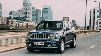 2020 Jeep® Renegade Limited 4xe. (Jeep).