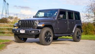 Photo of 2021 Jeep® Wrangler Unlimited Sahara Altitude Hits Showrooms: