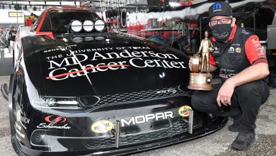 Photo of Johnson Keeps His Championship Hopes Alive At Mopar ExpressLane SpringNationals:
