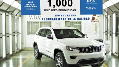 Photo of Jeep® Builds It's 1,000th Grand Cherokee Armored For Mexican Market:
