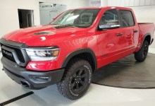 Photo of 2021 Ram 1500 Rebel Night Edition Lands In Dealer Showrooms: