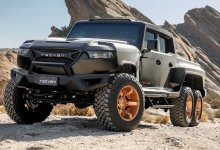 Photo of Meet The Jeep® Gladiator-Based 2021 Rezvani Hercules 6×6: