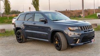 Moparinsiders 2020 Jeep Grand Cherokee Trackhawk in Slate Blue (Moparinsiders.com)