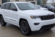 Photo of 2021 Jeep® Grand Cherokee 80th Anniversary Edition Models Arrive In Dealers: