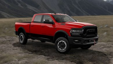 2021 Ram 2500 Power Wagon 75th Anniversary Edition. (Ram).