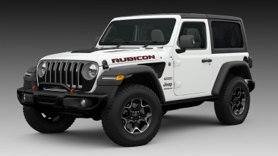 2020 Jeep® Wrangler Rubicon Recon. (Jeep).
