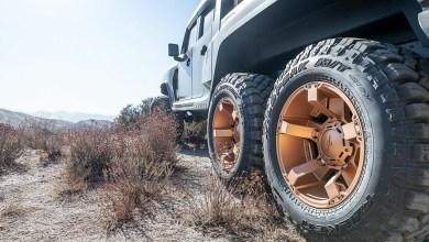 Photo of Rezvani Teases Jeep® Wrangler-Based Hercules 6×6 Once Again: