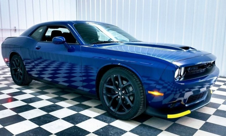 Photo of 2021 Dodge Challenger Models Now Showing Up On Dealer's Lots: