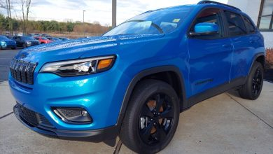 2021 Jeep® Cherokee Altitude 4x4. (City Auto Park CDJR).