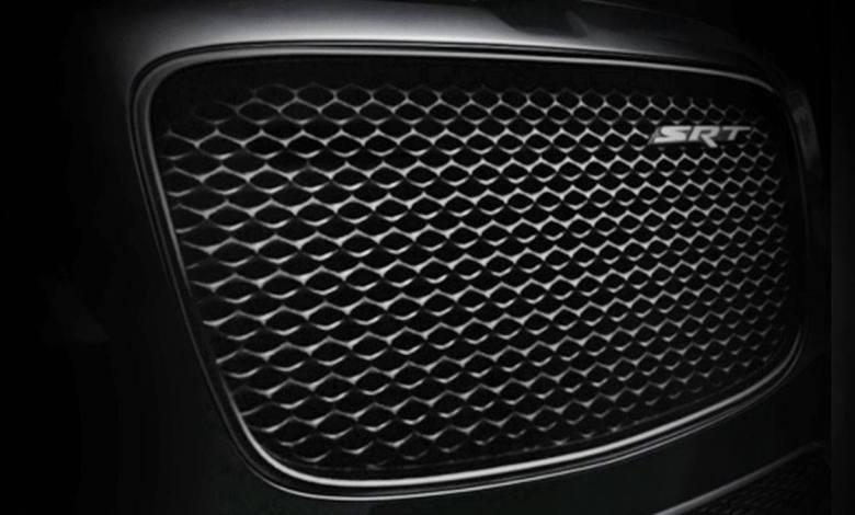 2020 Chrysler 300 SRT. (Chrysler Australia).