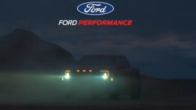 2021 Ford F-150 Raptor Teaser. (Ford).