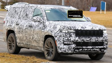 2022 Jeep® Wagoneer (WS) Tester. (WagoneerForums).