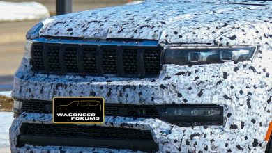2022 Jeep® Grand Wagoneer (WS) Summit Reserve Tester. (WagoneerForums).