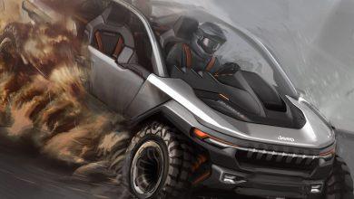 2021 Drive For Design Sketch. (Stellantis).