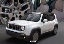 Mexican-Market 2021 Jeep® Renegade Polar Bronze Edition. (Jeep).