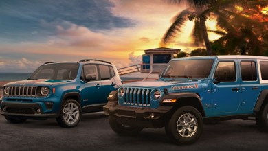 2021 Jeep® Wrangler Islander and Jeep Renegade Islander. (Jeep).