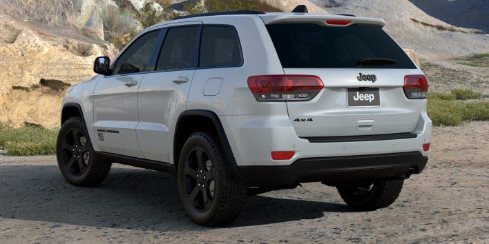 2021 Jeep® Grand Cherokee Freedom Edition. (Jeep).