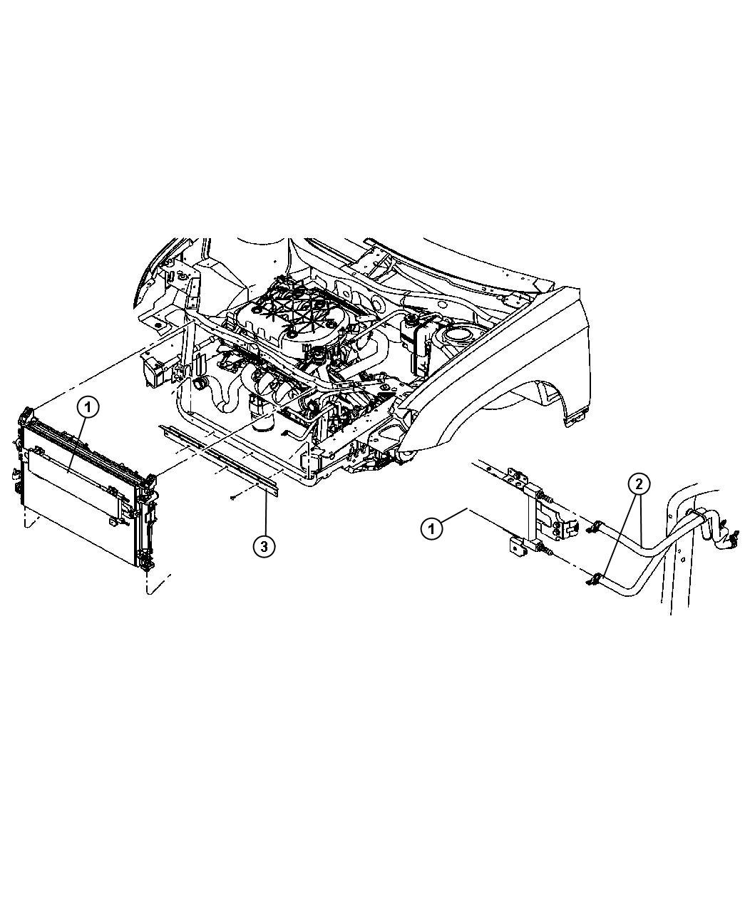 Toyota Tacoma Air Conditioning System