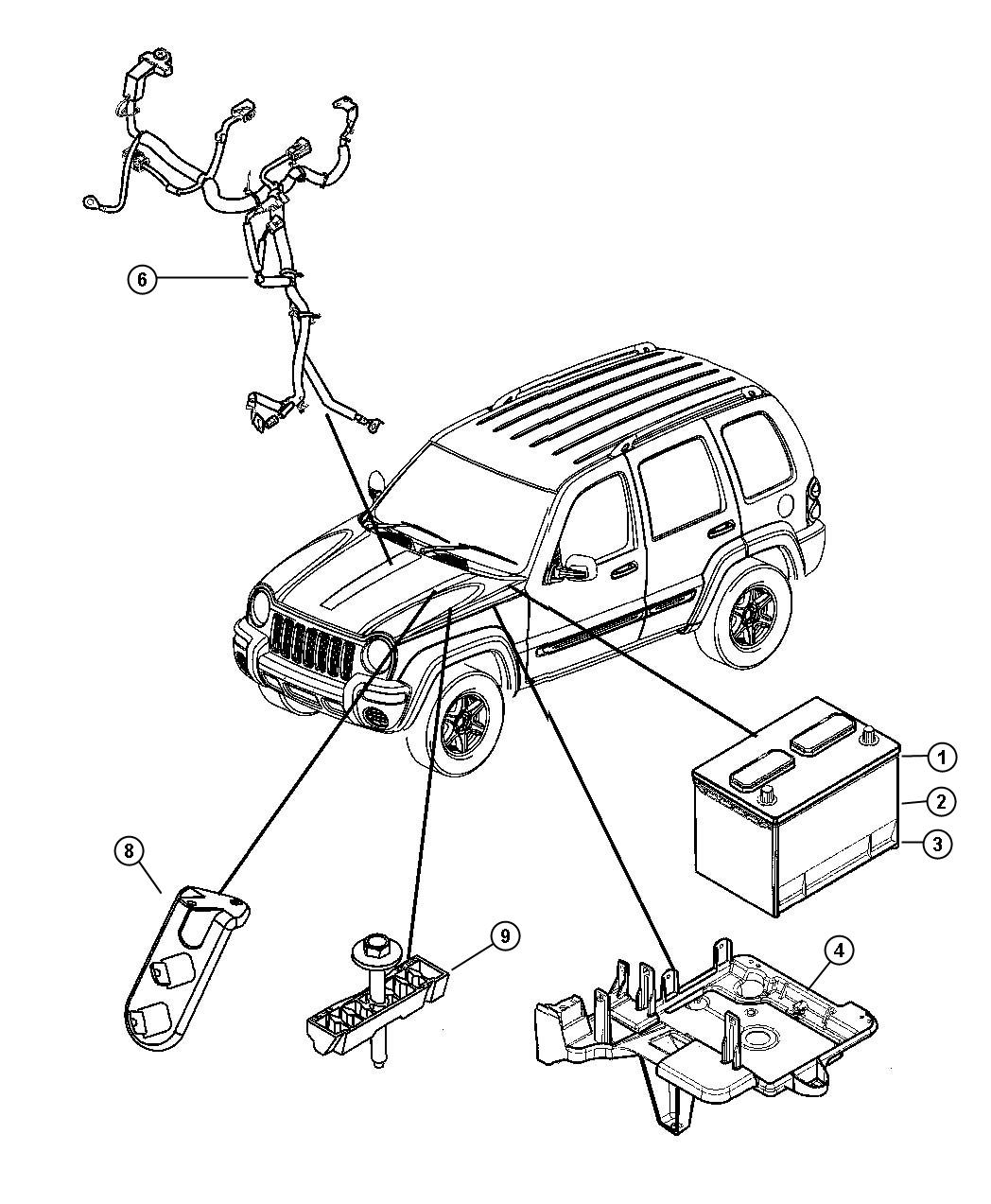 Jeep Liberty Alternator Wiring Jeep Free Engine Image For User Manual Download