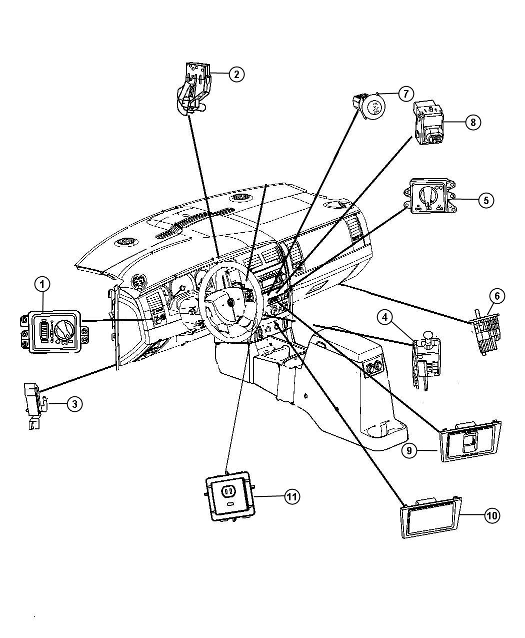 Fuse Box Diagram For Dodge Durango Dodge Wiring